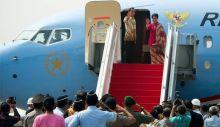 Selama Tiga Hari Presiden Jokowi Berkunjung dan Lebaran di Sumbar, Senin Sore Ini Mendarat di BIM, Berikut Jadwal Kunjungannya
