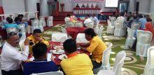 KPU Dharmasraya Tunda Jadwal Penetapan Calon Anggota DPRD Terpilih