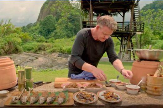 Melihat National Geographic Berburu Kuliner Minang yang Bikin Rendang Semakin Mendunia