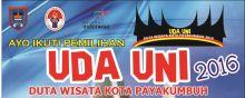 Uda Uni Kota Payakumbuh 2016 Dihelat 13 Agustus