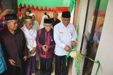 Walikota Padang Resmikan Masjid Muhajirin Balai Gadang