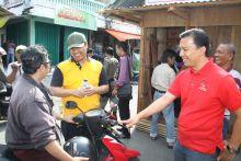 Walikota Hendri Arnis Apresiasi Pedagang yang Telah Pindah ke TPS