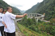 Taman Wisata Alam Lembah Harau Dipoles Pakai Jembatan Adrenalin