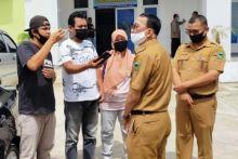 Bupati Pesisir Selatan Kirim Tim Penjemput Warga yang Dikarantina di PPSDM Baso Sepulang dari Malaysia