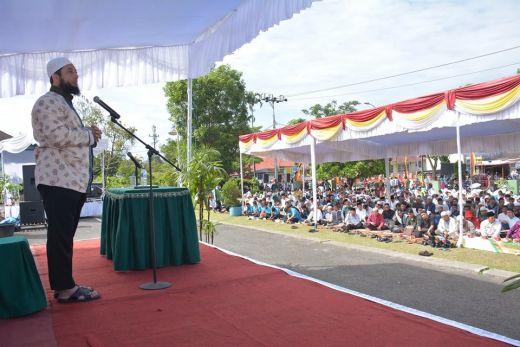 Sambut Ramadhan, Padang Panjang Selenggarakan Tabligh Akbar Undang Dai Kondang Khalid Zeed Abdullah Basalamah