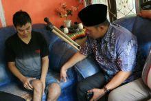 Mantan Juara MTQ Nasional Ini Didiagnosa Terkena Kanker dan Sakit di Dharmasraya