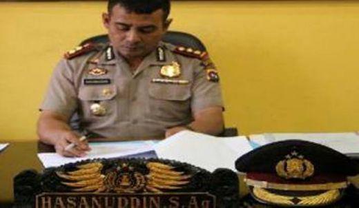 Kapolres AKBP Hasanuddin Berharap Pilkada Mentawai Berjalan Sesuai Semangat Pemilu Badunsanak