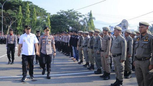 Dharmasraya Siagakan Ratusan Personil Amankan TdS Etape IV
