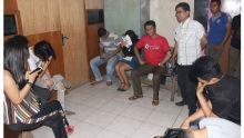 Satpol PP Padang Amankan 5 Pasangan Diduga Kumpul Kebo di Kamar Kos