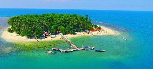 Dermaga Apung Pulau Angso Duo Sudah Difungsikan Kembali, Wisatawan Tak Basah Lagi Turun dari Kapal Wisata