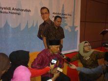 Walikota Padang: Kami Membangun Kota Melibatkan Partisipasi Aktif Masyarakat