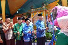 MTQ Ke 37 Tingkat Kecamatan Luki Dibuka Walikota Padang, Qari dan Qariah Ditantang Bisa Bertanding ke Tingkat Nasional