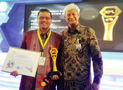 Limapuluh Kota Terima Penghargaan National Procurement Award