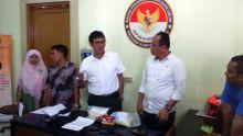 Cagub Irwan Prayitno Laporkan Dugaan Praktik Politik Uang ke Bawaslu Sumbar