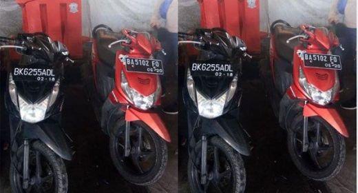Curi Motor di Parkiran Masjid Ulakan, Dua Pelaku Ditembak Polisi di Lubuk Buaya