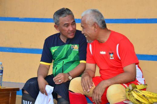 Jalin Silahturahmi, Pemko Padang dan Pemko Depok Tanding Persahabatan
