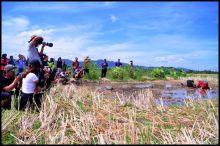 Silek Lanyah Jadi Wisata Fotografi Wisatawan di Kota Padang Panjang