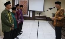 Pimpinan Baznas Payakumbuh Periode 2016-2021 Dikukuhkan