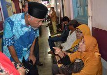Respon Keluhan Warga, Walikota Padang Datangi Disdukcapil