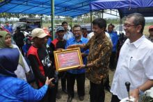 Topang UMKM, Bank Indonesia Sumbar Kembangkan Klaster Holtikultura di Payakumbuh
