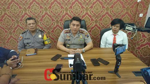Tim Jantanras Polres Bukittinggi Bekuk Dua Pelaku Curat 16 TKP di Padang Luar Agam