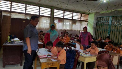 Memprihatinkan... Masih Ditemukan Sekolah di Kota Padang yang Kekurangan Lokal