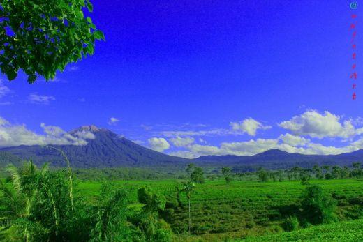 Terkait Aktivitas Gunung Kerinci, BPBD Solok Selatan: Warga Tak Perlu Khawatir!