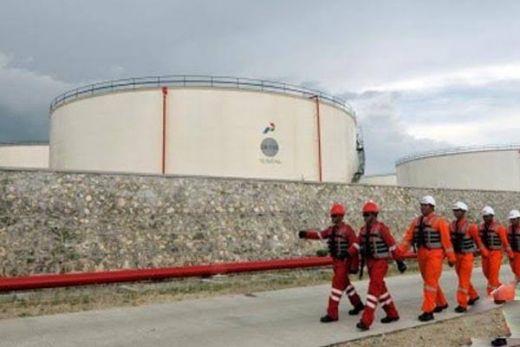 Terhenti Sekitar 22 Jam, Pertamina TBBM Teluk Kabung Padang Kembali Buka Suplai Bahan Bakar Minyak