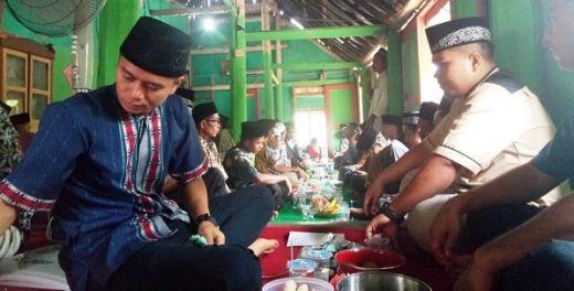 Ziarah Rumah Gadang Meriahkan Idul Fitri di Nagari Sikabau Dharmasraya