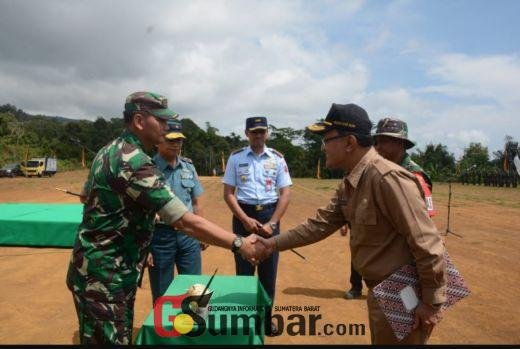 Tuntas, Warga Sungai Puar Palembayan Agam Nikmati Akses Jalan Baru Hasil Giat TMMD 105