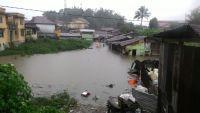 Lagi, Banjir Genangi Ratusan Rumah Warga di Kota Bukittinggi