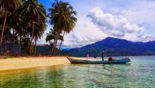 Pulau Pasumpahan Padang Sumatera Barat, Pulau Seluas 5 Hektar yang Mempesona