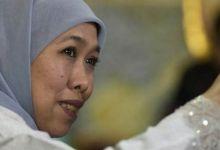Mensos Pantau Langsung Pencairan Dana PKH di Padang