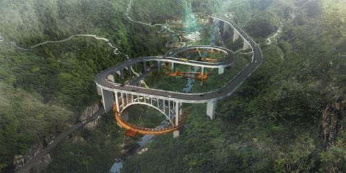 5 Keunikan Jembatan Kelok 9 Payakumbuh