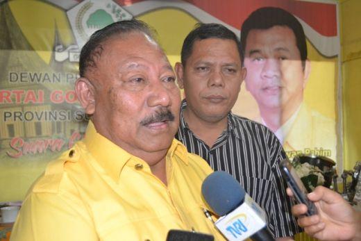Yulman Hadi: DPD Golkar Sumbar Tidak Mau Terjebak dengan Dualisme Kepengurusan Partai
