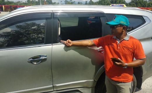 Parkir di Halaman Kantor Bupati Padang Pariaman, Dua Mobil Pejabat Dibobol Maling