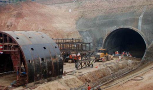 Tol Padang - Pekanbaru akan Suguhkan Terowongan Bawah Tanah Sepanjang 7 Km yang Menembus Bukit Barisan