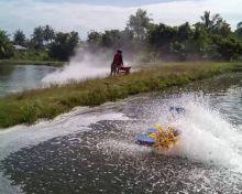 Perairan Pesisir Pantai Padang Pariaman Sumbar Cocok Untuk Budidaya Udang, Siapa Berminat?