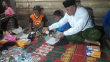 Singgah Sahur di Bukik Durian Batu, Begini Curhat Petani Jasril Kepada Walikota Padang