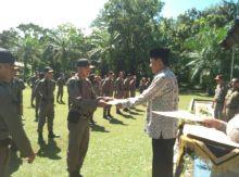 Diksar Pol PP Padang Ditutup, Sekda: Bekerjalah Sesuai Komando!