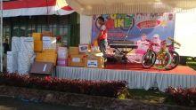 Ibarat Durian Runtuh, Peserta Funbike Dapat Hadiah di Padang Panjang