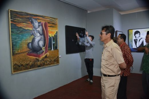 Gubernur Sumbar Buka Festival Kesenian Indonesia IX di ISI Padang Panjang