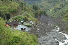Ancaman Longsor, BPBD: Masyarakat Kabupaten Solok Diminta Tingkatkan Kewaspadaan