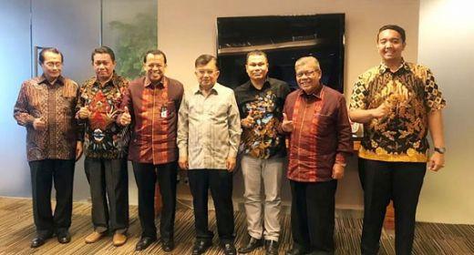 UNP akan Anugerahkan Doktor HC kepada Mantan Wapres Jusuf Kalla