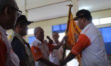 ORARI Dhamasraya Terbentuk, Dipimpin Oleh Benhard ST