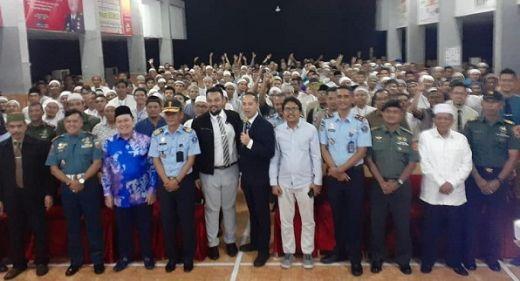 850 Warga Binaan Lapas Padang Sudah Mengikuti Training ESQ