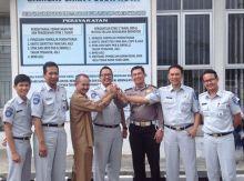 Program Samsat 50 Kota Selalu Direspon PT. Jasa Raharja (Persero