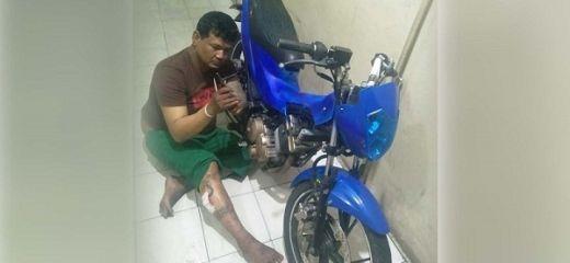 Melawan saat akan Ditangkap, Pencuri Motor di Padang Akhirnya Ditembak