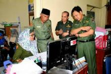 13.736 Siswa SLTA Ikuti UN 2016 di Kota Padang