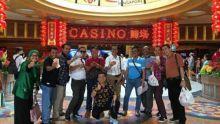 Gerindra Sumbar Akhirnya Tegur Kadernya yang Berfoto di Depan Kasino di Singapura